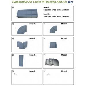 PP Ducting