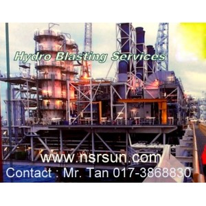 Tank, Pipe, Curde Oil Tank Cleaning Oil & Gas Industrial Contractor Malaysia
