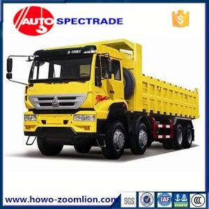 Sinotruck Howo Dump Truck 6*4