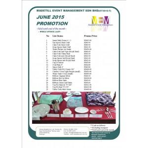 2015 JULY PROMOTION