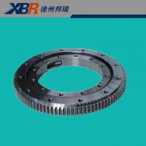 Hyundai excavator slewing ring bearing , Hyundai excavator swing circle , R130-5 slewing bearing