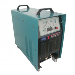 (T5200mpi) Multi Processor DC Pulse TIG & ARC Welder (GTAW/SMAW)