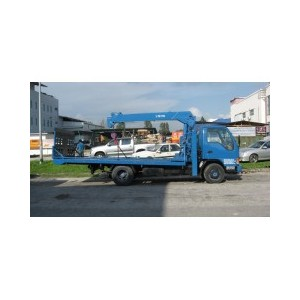 Lorry Crane - Rental & Sales