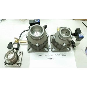 Screw Compressor Inlet Valve Complete