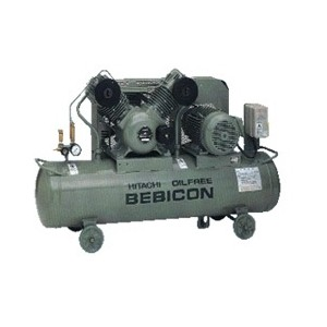 Hitachi Oil Free Bebicon Air Compressor
