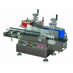 Desk Round Labelling Machine