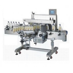 High Speed Twin Sides Labeling Machine