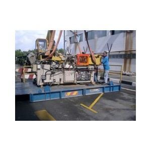 Moving & Relocation of Heavy Machinery