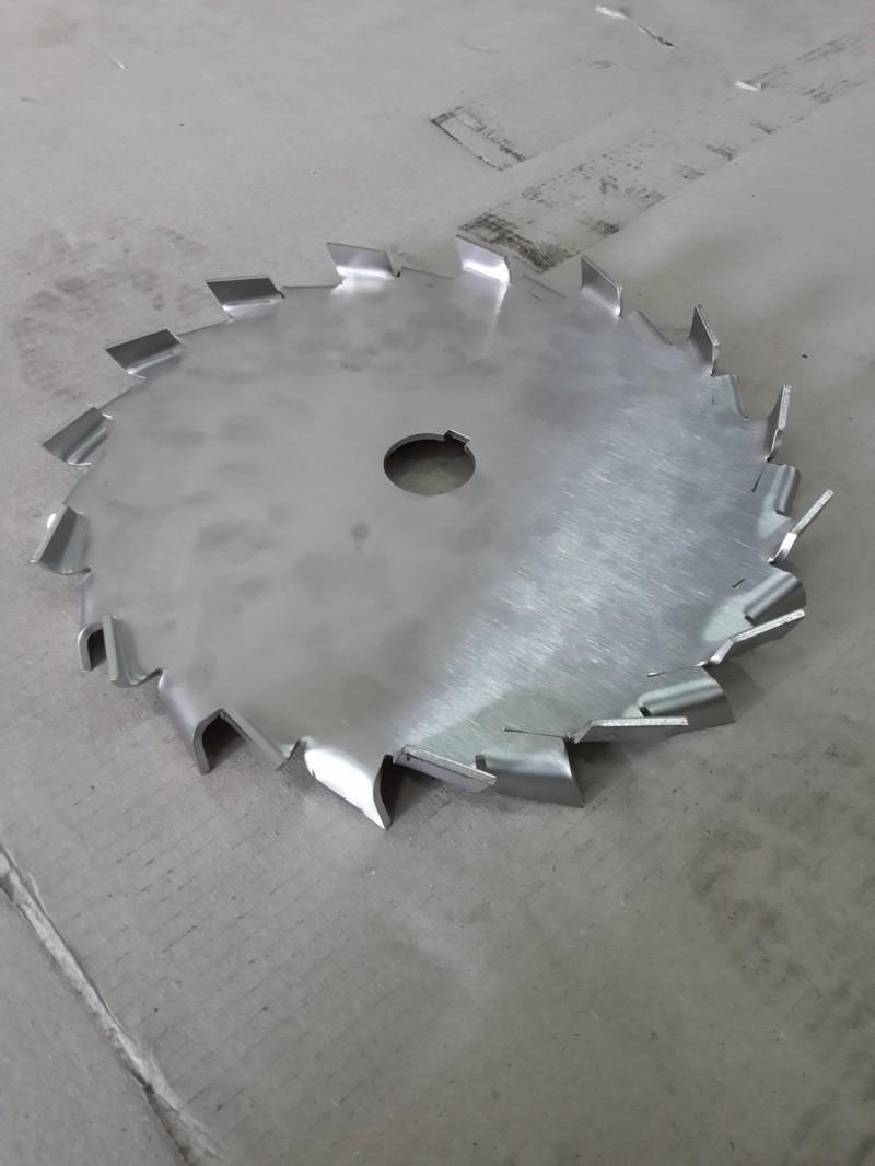 ADVANCE LASER PAINT IMPELLER