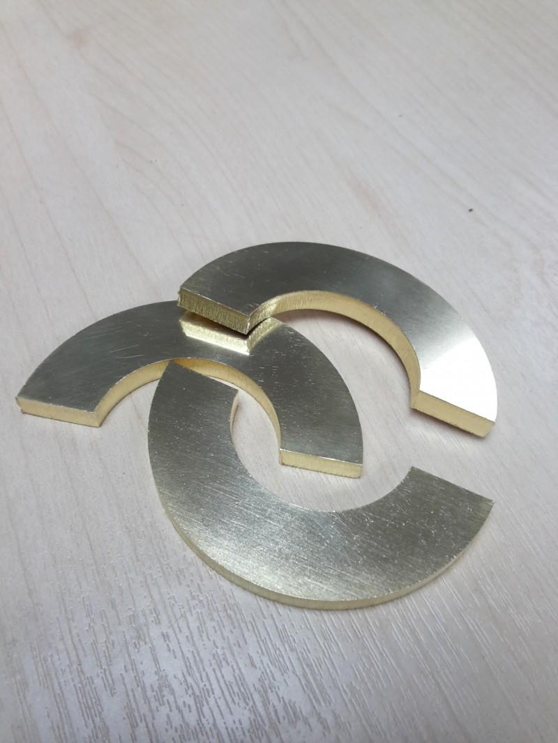 Laser Brass Cutting