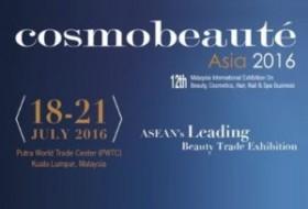 Cosmobeaute Asia 2016