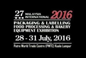 27th Malaysia International Packaging & Labeling Food Processing Machinery & Equipment Exhibition