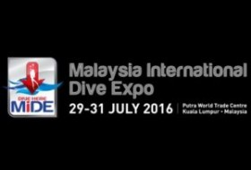 Malaysia International Dive Expo 2016