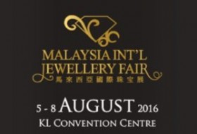 Malaysia International Jewellry Fair 2016