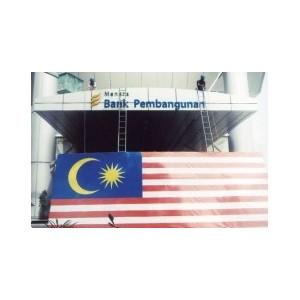 Pemasangan Bendera Hari Kebanggsaan