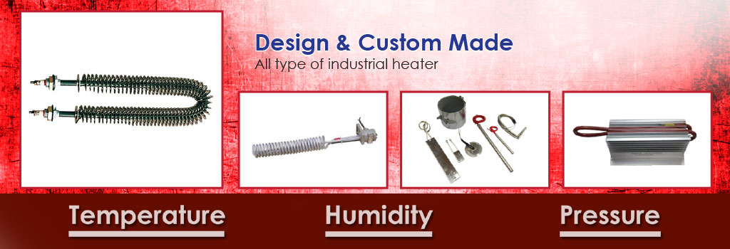 Design & Custom Made All Type of Industrial Heater