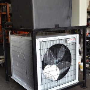 Air Cooled Chiller 10HP