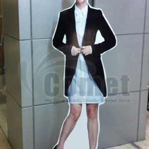 A-Stand / Model Standee / Human Standee