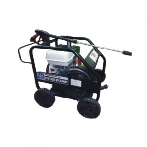 High Pressure Cleaner IP 150 (Inter Pump) Petrol Operated
