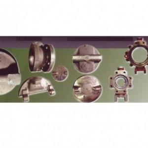 AB2 Manganese Bronze Water Pump and Valve