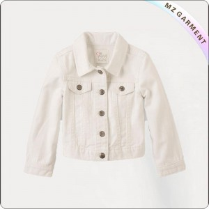 Kids Off White Jacket