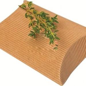 Corrugated Carton Boxe In White
