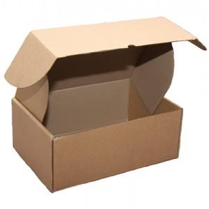 Standard Corrugated Cardboard Box
