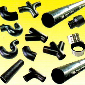 Cast Iron Soil Pipes & Fittings