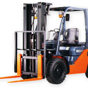 Toyota Engine Forklift (8 Series)