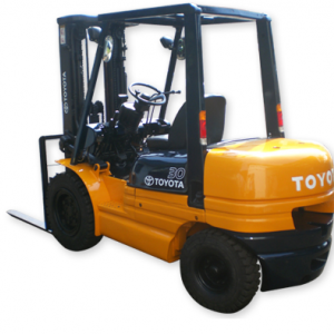 Toyota Engine Forklift (6 Series)