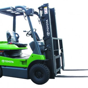 Toyota 4 Wheeler Battery Forklift