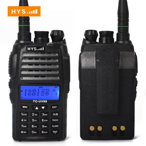 Portable Dual Band Two Way Radio TC-VU99