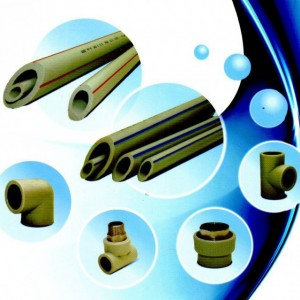 PP-R Piping System (Hot & Cold Water Application)