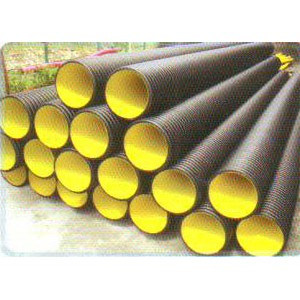 HDPE Double Wall Corrugated Sewer And Drainage Pipes