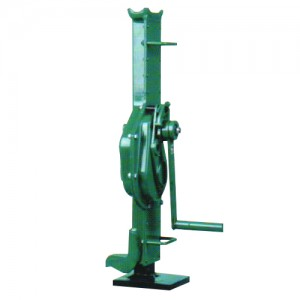 MJ Mechanical Steel Jack