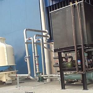 Kaper Water Cooled Chiller