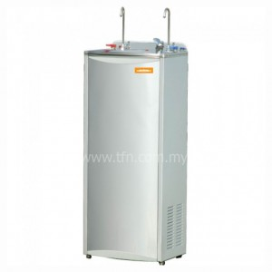 Water Cooler Hot & Cold Stainless Steel (Compressor)