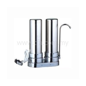 ECOTECH Double Water Filtration System