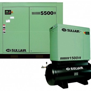 Sullair Rotary Screw Air Compressors AS0400-7500 • 4-75kW