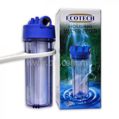 ECOTECH Housing Water Filter