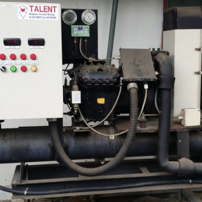 Water Cooled Chiller 10HP