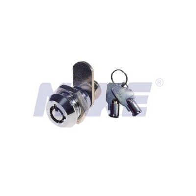 Small Pin Tumbler Cam Lock, Zinc Alloy