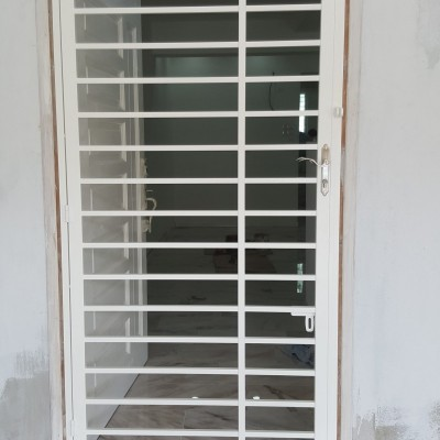 Mild Steel Main Door Grille