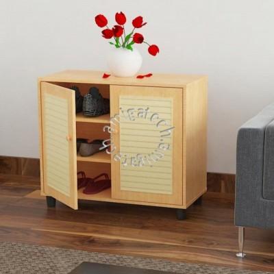 2 Doors Shoe Cabinet SH 4102 Beech (15mm)