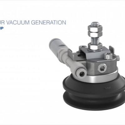 ZHP, Vacuum Pad with Generator
