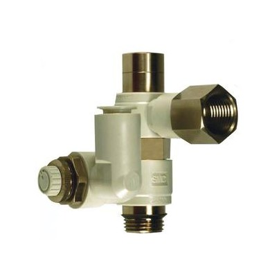Speed Control Valve with Pilot Operated Check Valve