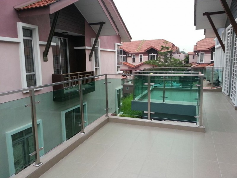 Stainless Steel Balcony - 01