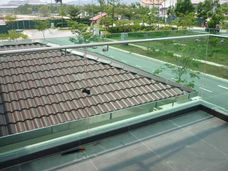 Stainless Steel Balcony - 03