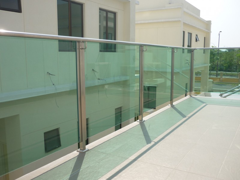 Stainless Steel Balcony - 02