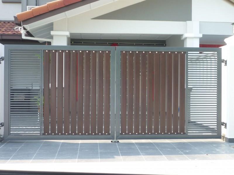 Mild Steel Swing Gate - 03